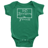 5D Ascension Baby Onesie