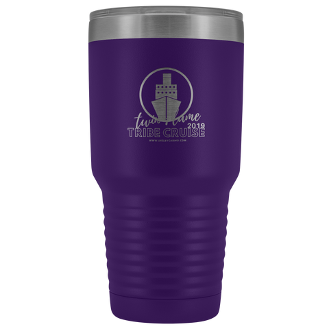 Twin Flame Cruise Tumbler