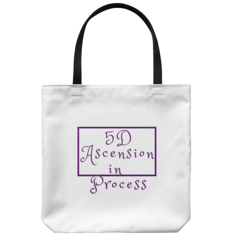 5D Ascension Tote Bag