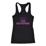 Join The Movement Woman's Tank Top