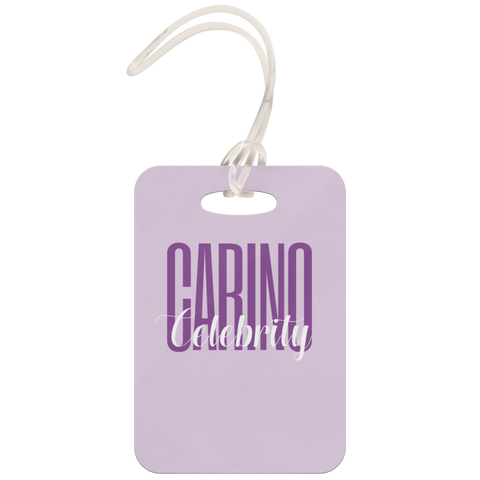 Celebrity Luggage Tag