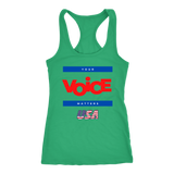 Women's Tank - Your Voice Matters