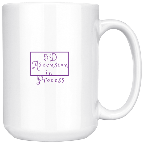 5D Ascension Mug
