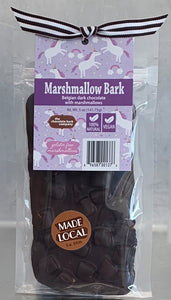 Marshmallow Bark (gelatin free marshmallows)