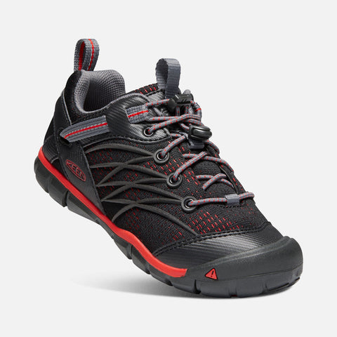 Keen boys chandler cnx- black/red