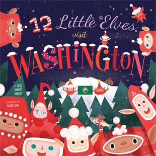 Twelve Little Elves Visit Washington