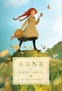 Anne of Green Gables Chapter Book Novel Fiction L.M. Montgomery