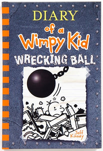 Diary of a Wimpy Kid #14- Wrecking Ball