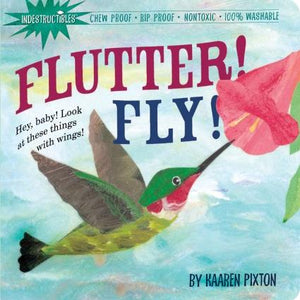Indestructible book: Flutter Fly