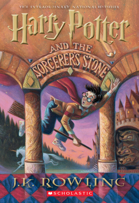 Harry Potter & Sorcerers Stone