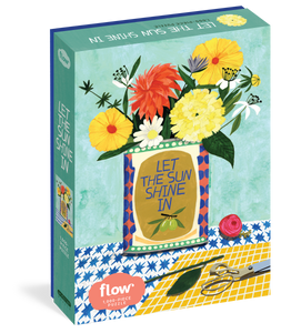 1000 piece jigsaw puzzle Flowers Flow puzzle Let The Sun Shine In
