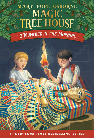 Magic Tree House #3- Mummies in the Morning