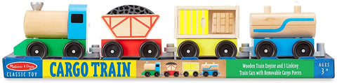 Melissa & Doug large cargo train
