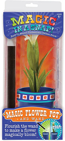 Melissa & Doug magic flower pot