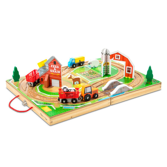 Melissa & Doug take along farm