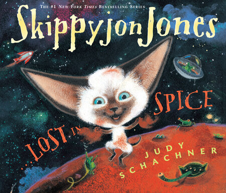 Skippyjon Jones, Lost in Spice