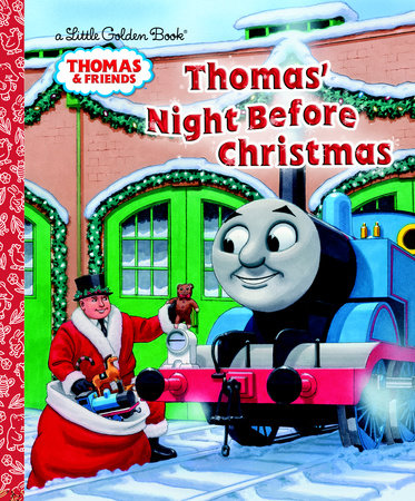 Thoma's Night Before Christmas