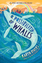 A Possibility of Whale Chapter Book Fiction Whales