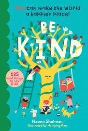 Be Kind 125 Thing to Say and Do. Children's literature