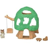 Calico Critter baby tree house