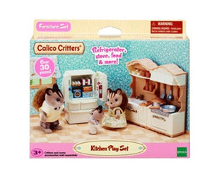 Calico Critter kitchen