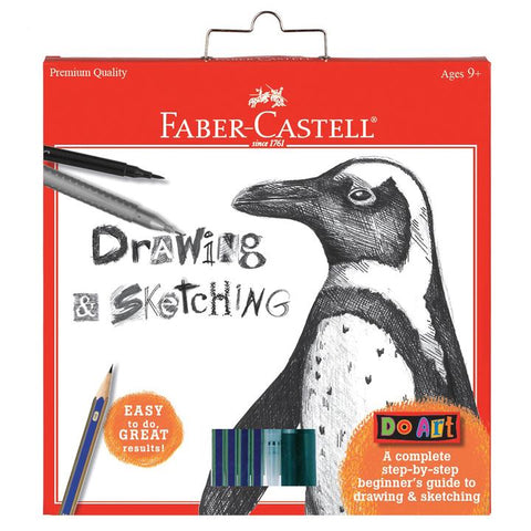 Faber-Castell do art draw&sketch