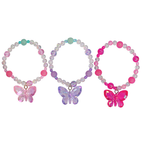 Fancy flutter bracelet