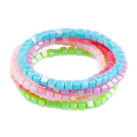 Great Pretenders tints tones rainbow 5p bracelet