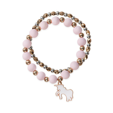 Great Pretenders unicorns dream 2pk bracelets
