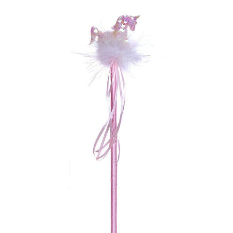 Great Pretenders unicorn sequins wand