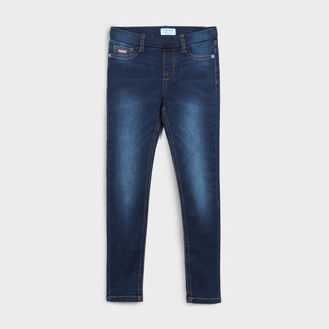 Mayoral girls dark denim pant