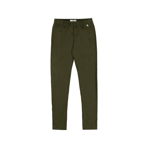 Mayoral girls olive green leggings