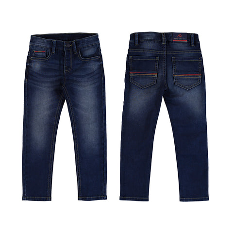 Mayoral boys dark wash jeans