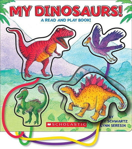 My Dinosaurs!  A read & play book