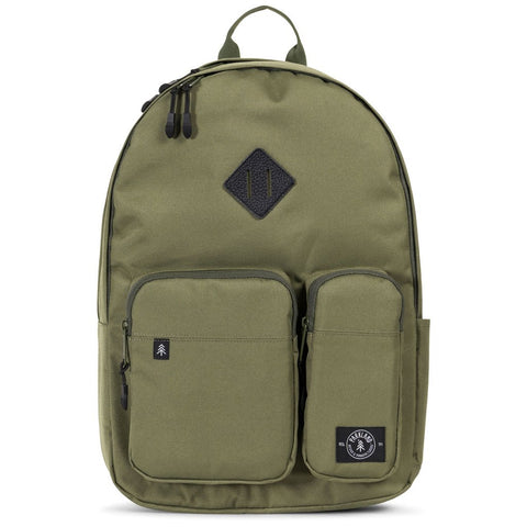 Parkland Academy backpack- army green