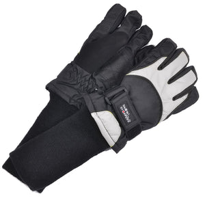 Snowstoppers waterproof gloves- grey