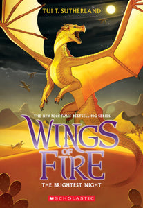 Wings of Fire #5- The Brightest Night