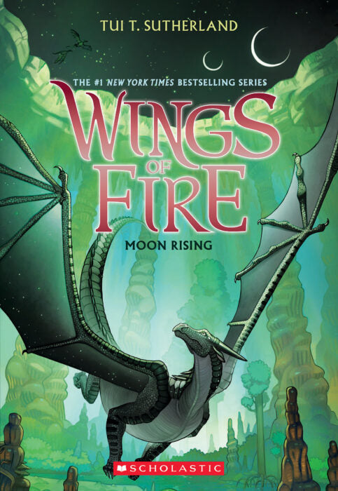 Wings of Fire #6- Moon Rising
