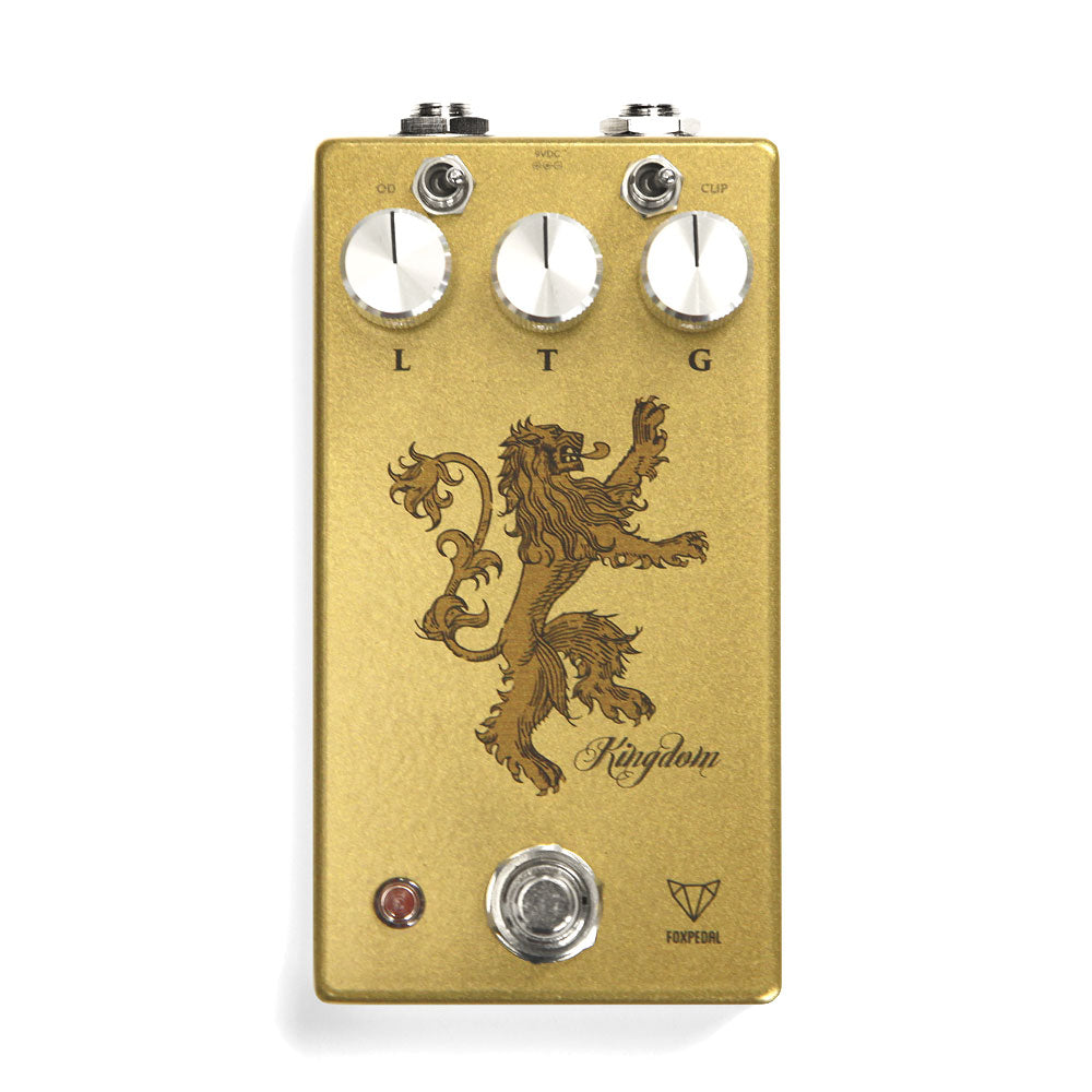 Transparent Overdrive
