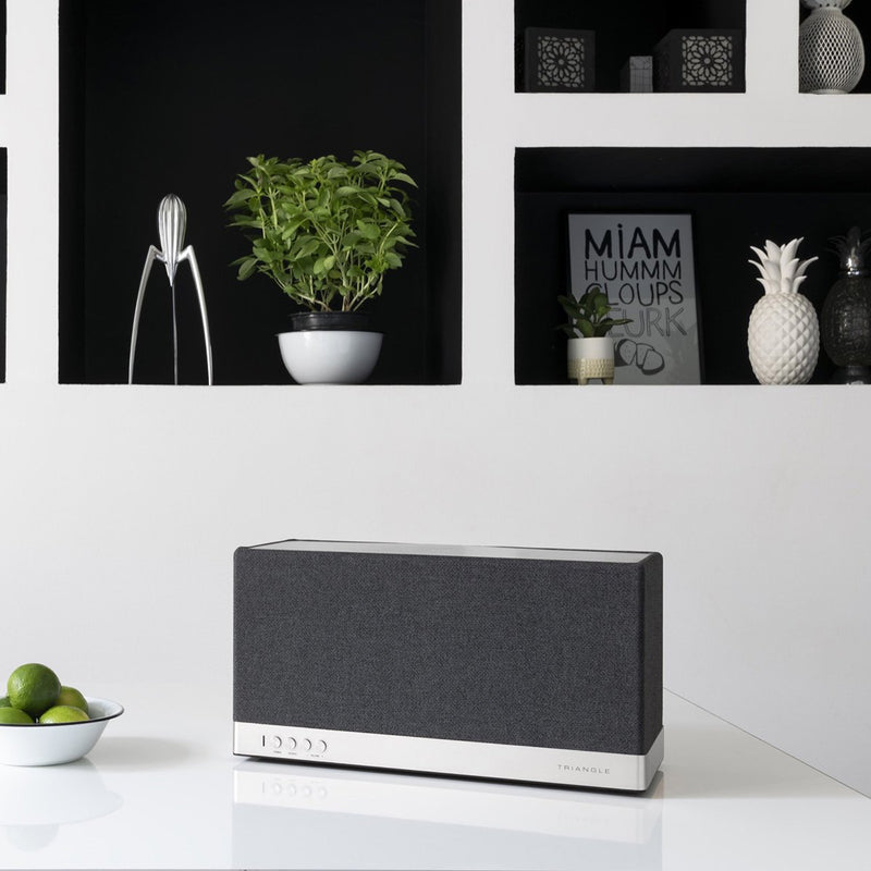 Speaker Bluetooth, Wi-Fi & Multiroom - AIO 3