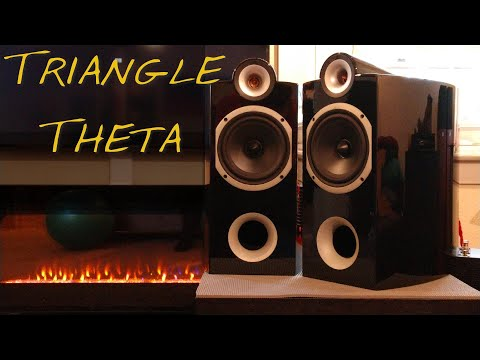 HIFI BOOKSHELF SPEAKER – SIGNATURE THETA (pair)