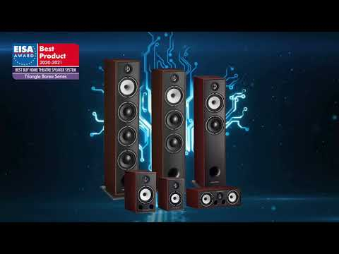 HOME CINEMA CENTER SPEAKER – BOREA BRC01