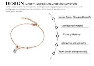 Zana New Design Trendy Bowknot Anklets - Zana Collection