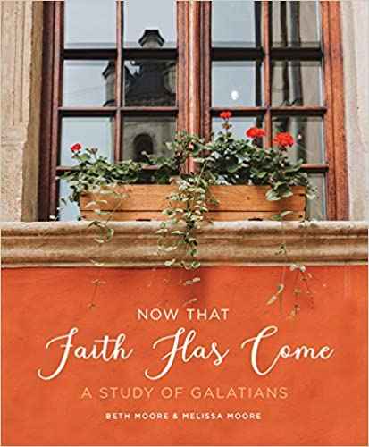 Now That Faith Has Come A Study of Galatians Traditional Workbook + Bonus Podcast