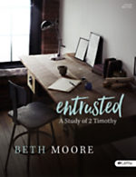 Entrusted Bible Study Book