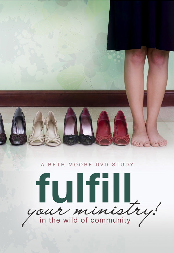 Fulfill Your Ministry DVD Set