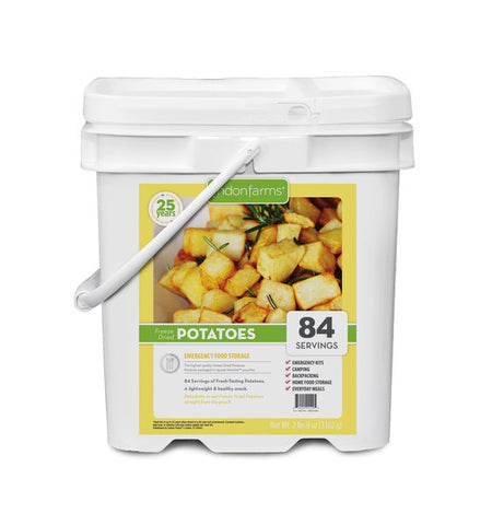 Lindon Farms Freeze Dried Potatoes
