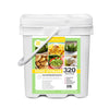 Freeze Dried Vegetable Variety Food Storage (320 Servings)