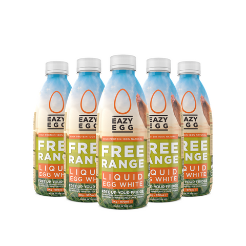 EAZY EGG - UK Made Free Range Egg Whites
