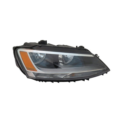 HEAD LAMP RH HALOGEN SDN 11-16